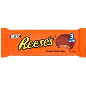 Reeses Peanut Butter Cups 3er 51g
