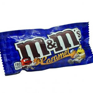 M&M´s Caramel (40g) Limited Edition