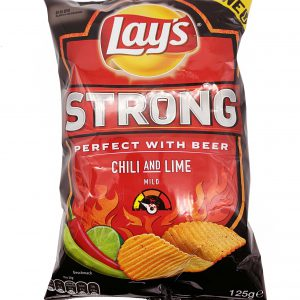 Lays Chips Chili & Lime 125g